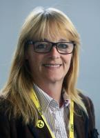 Councillor Caroline McAllister